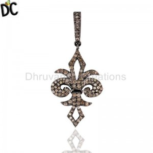 925 Sterling Silver Charms Jewelry Findings Wholesale from India