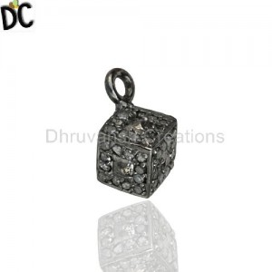 925 Sterling Silver Charms Jewelry Findings Manufacturer from India