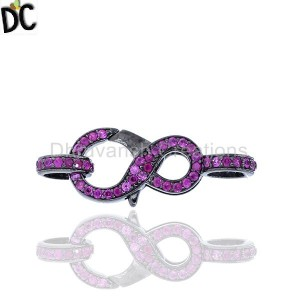 925 Sterling Silver Clasp And Hook Jewelry Findings Wholesale from India