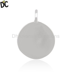 Plain Silver Jewelry Findings Supplier in India