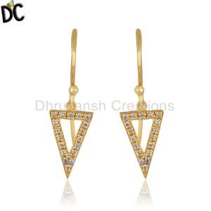 Sterling Silver Earrings Manufacturer in Jaipur