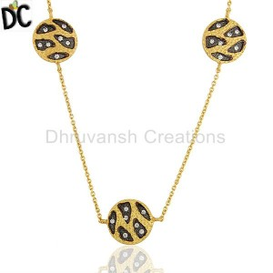 Brass Pendant And Necklace Manufacturer from India
