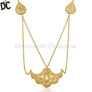 Brass Pendant And Necklace Manufacturers from India