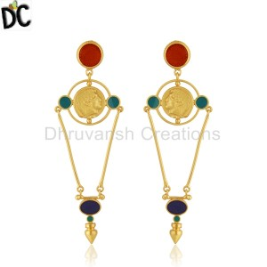 Plain Silver Earrings Supplier in Jaipur