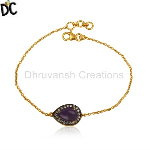Sterling Silver Bracelet Supplier in Jaipur