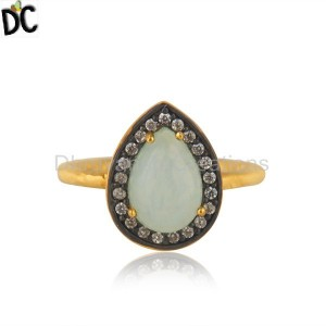 Sterling Silver Gemstone Ring Wholesale