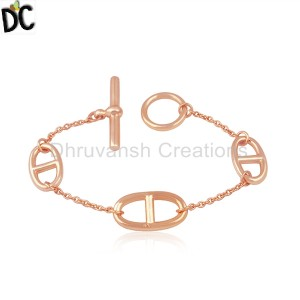 Plain Silver Bracelet Supplier in India