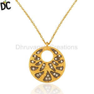 Sterling Silver Pendant And Necklace Wholesale in Jaipur