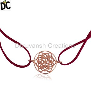 Handmade Customized Sterling Silver Jewellery Manufacturer
