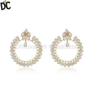 Sterling Silver Earrings Wholesale in Jaipur