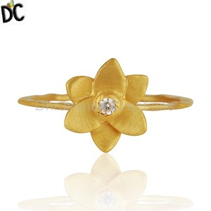 gold plated ring supplier