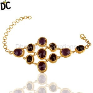 Gold Plated Fashion Bracelet Suppliers from India