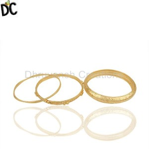Gold Plated Fashion Bangle Wholesale from India