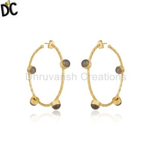 Brass Fashion Jewelry Earrings Supplier