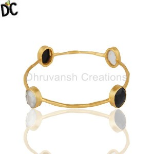 Gold Plated Fashion Bangle Manufacturer from India