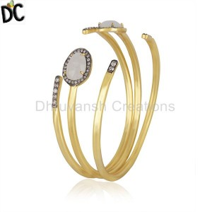 Brass Fashion Jewelry Bangles Supplier