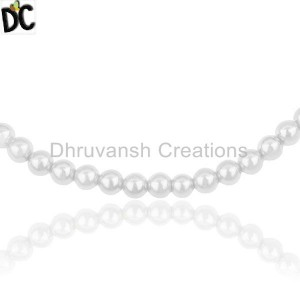 Handmade Plain Silver Bracelet Jewellery Wholesale