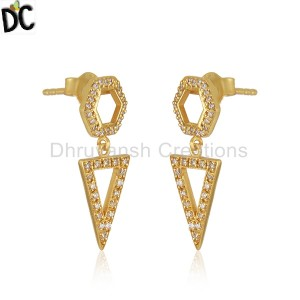 Gold Silver Earrings Supplier in Jaipur