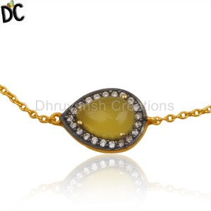 GoldBlack Silver Bracelet Wholesale in Jaipur
