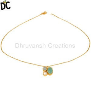 Brass Fashion Jewelry Pendants Manufacturer