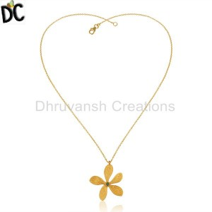 Gold Pendant And Necklace Wholesale