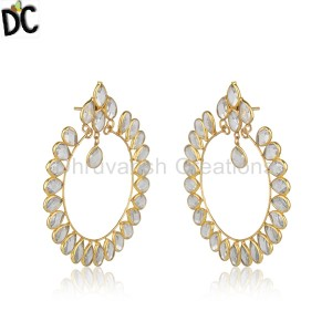 Gold Silver Earrings Wholesale in Jaipur