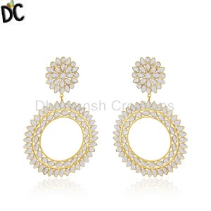 Gold Silver Earrings Manufacturer in Jaipur
