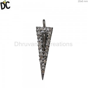 925 Sterling Silver Charms Jewelry Findings Suppliers from India