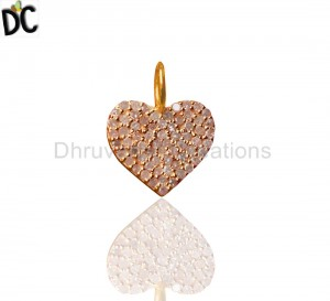 925 Sterling Silver Charms Jewelry Findings Supplier from India