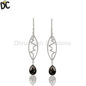 Customized Silver Earrings Wholesale