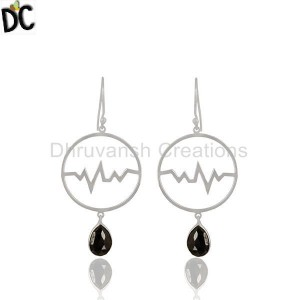 Customized Silver Earrings Suppliers