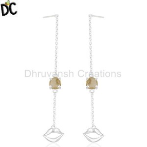 STERLING SILVER Earrings Wholesale India