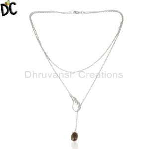 STERLING SILVER Pendant And Necklace Supplier jaipur