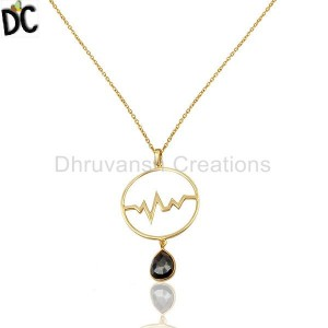 Customized Silver Pendant And Necklace Wholesale