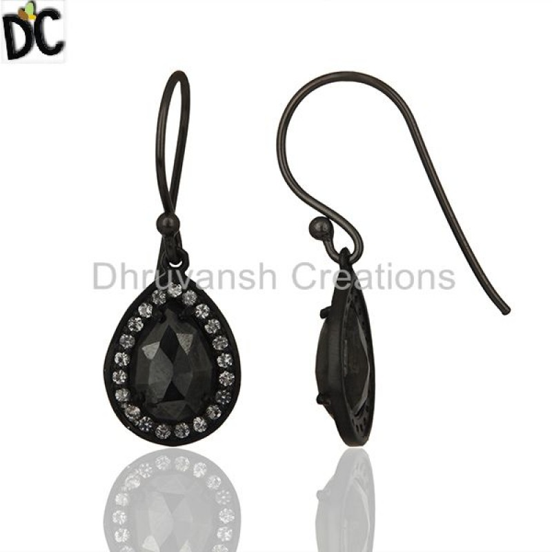 Customized Silver Earrings Manufacturers