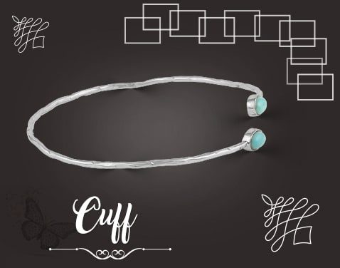 Cuff Jewelry Collection
